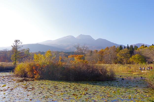 Photos: 妙高山といもり池