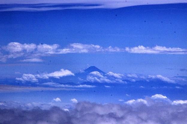 写真00250 そんな訳で富士山の後ろ姿