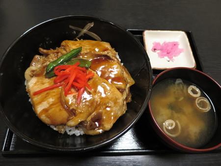 粋菜庵しなの 十勝豚丼(全国ご当地どんぶりまつり限定)¥780