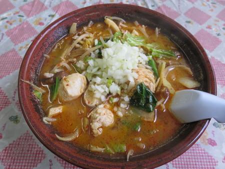 まんまや食堂 越後の麺太郎¥950