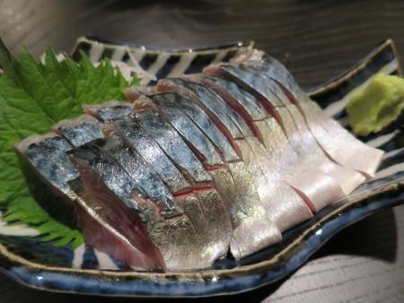 季楽 〆鯖