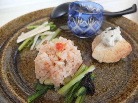 はな禅 2016/05/20花膳(Veganランチ、限定15食) 副菜アップ