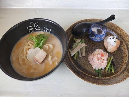 はな禅 2016/05/20花膳(Veganランチ、限定15食)¥1000