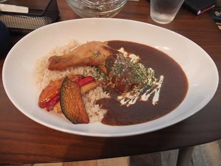 D・URANUS 鶏カレー(中)¥850