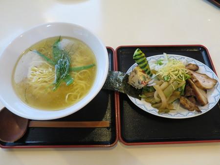 らー麺 天心 天麺(チャーシュー)¥1000