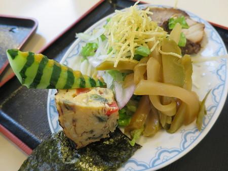 らー麺 天心 天麺(チャーシュー) 具材の様子