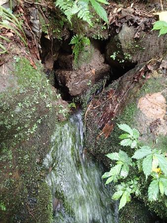 某河川の水源