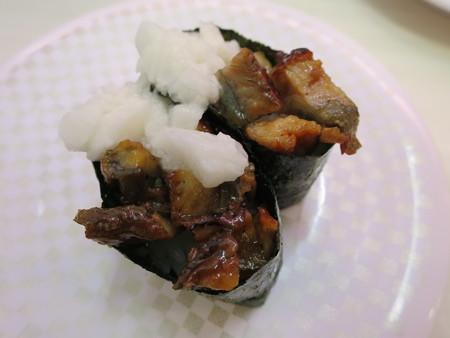 魚べい 上越高田店 うなとろぐんかん(数量限定)¥108