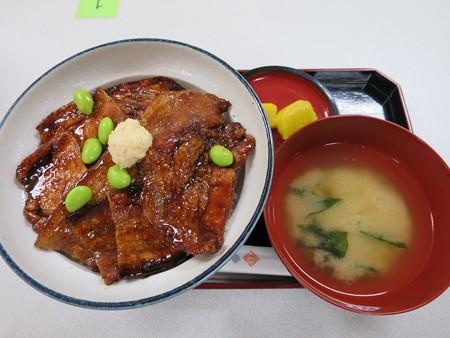 新潟伊勢丹 秋の大北海道展2016 はなとかち 半ばら豚丼¥1301