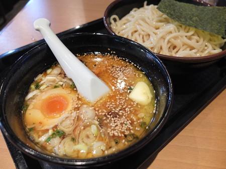 宝来軒 総本店 特つけ麺(味噌つけ汁、普) アップ