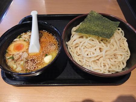 宝来軒 総本店 特つけ麺(味噌つけ汁、普)¥918