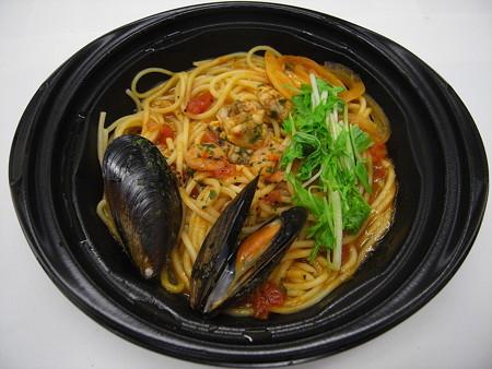 ローソン 魚介のスープパスタ