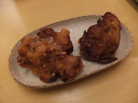 いなば製麺 唐揚げセット¥150