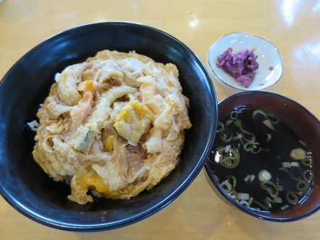 越善 本店 天玉丼(20食限定)¥330
