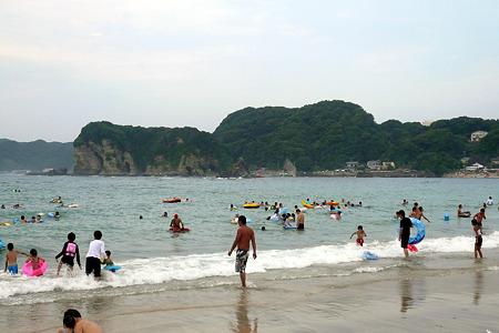 2010/08/13(FRI) 外房・守谷海岸