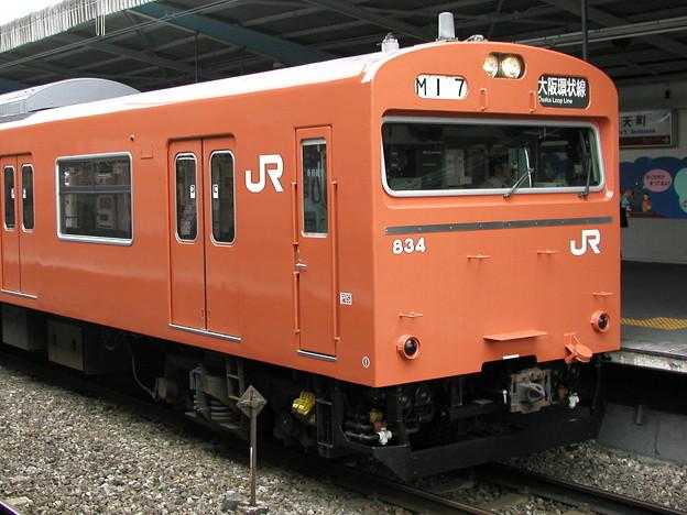 103系電車(JR西日本リニューアル車)