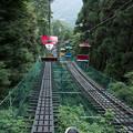 写真: 高尾山リフト