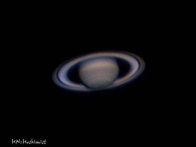 2015.05/01の土星 20cmシュミカセにて