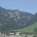 Photos: 地震による山崩れの傷跡(IMG_8081)