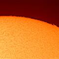 2016.08/07 14:11 の太陽