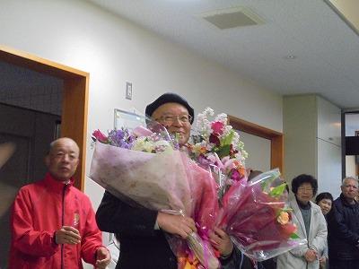 Photos: 4月1日「ドクター離任」