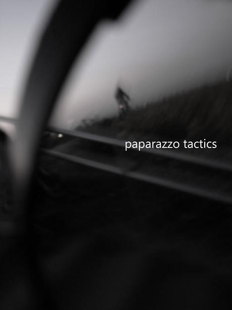 Photos: paparazzo tactics