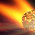 Photos: 隕石profile