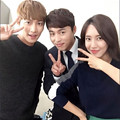 Photos: 「女の秘密」オミンソク及びギムユンて及びグォンシヒョン