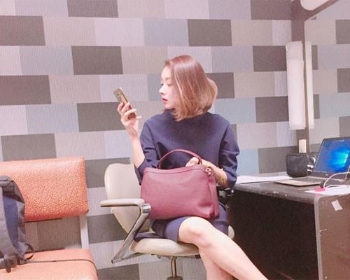Photos: ソ・イヒョン、『女の秘密』撮影現場でのシックな日常写真を公開