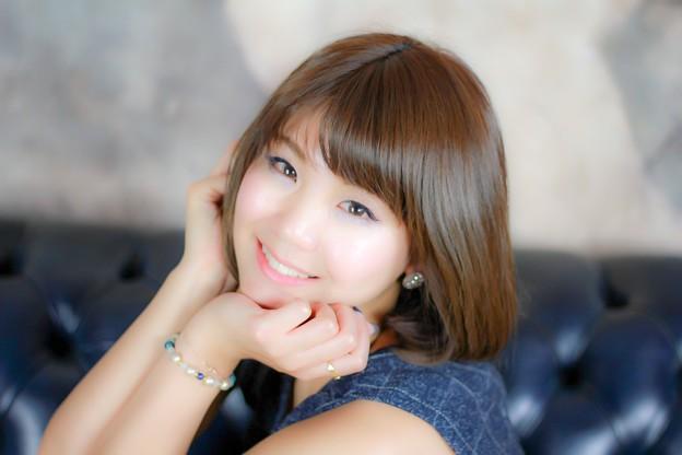 Photos: 女神の笑顔