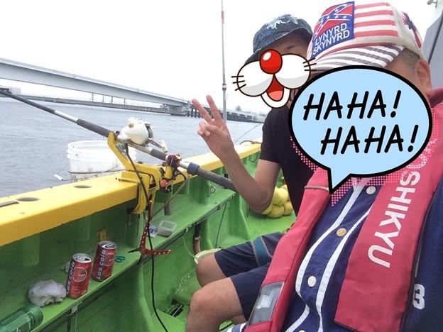 釣りは楽しいな〓〓〓〓