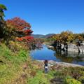写真: 長瀞にて1