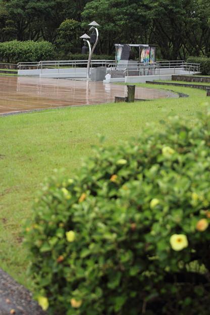水俣病慰霊碑 Minamata disease memorial