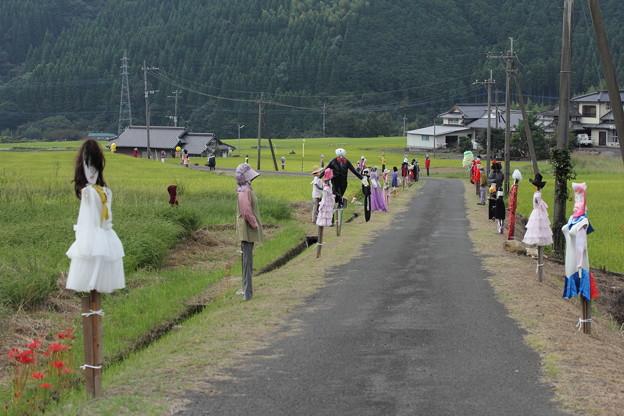 津奈木町かかし祭り - 写真共有サイト「フォト蔵」