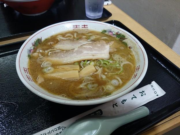 長尾中華そば@東急百貨店東横店催事(東京)