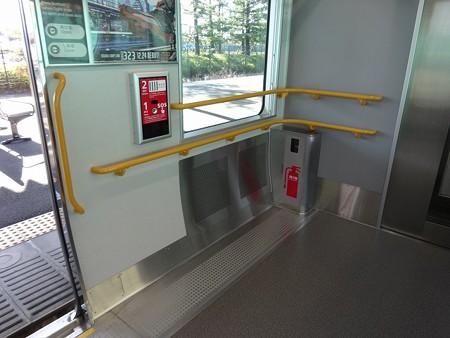 323-車椅子スペース