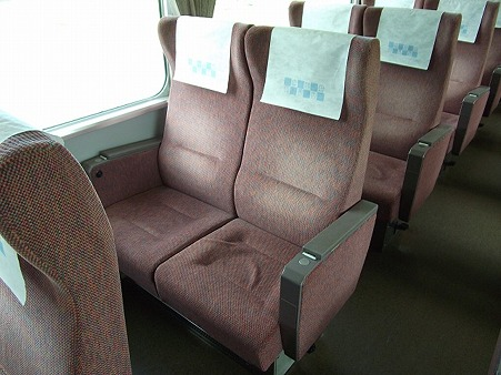 120N-座席