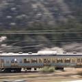 中央本線普通列車が行く