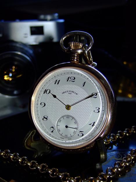 GRACE FABLIAU 懐中時計