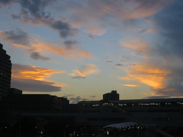 多摩センターの空