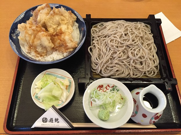 写真: 20160901昼食