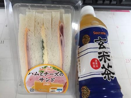 20160907朝食