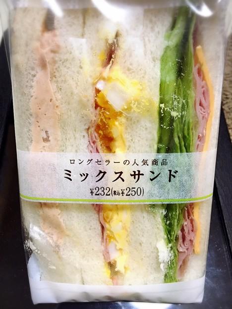 写真: 20160918朝食