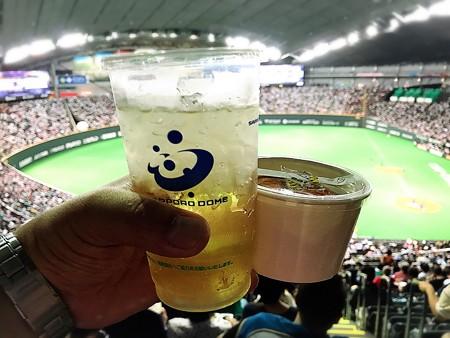 20160925札幌ドーム