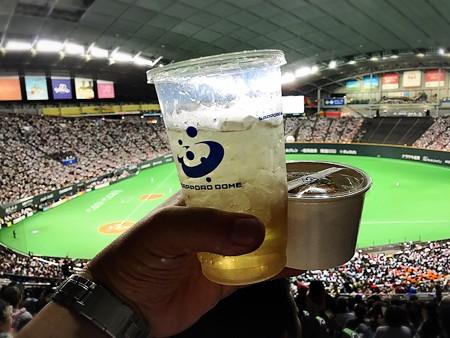 20160930札幌ドーム