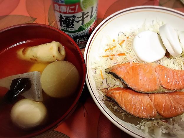 写真: 20161001夕食
