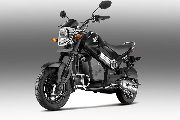 写真: Honda-Navi-Chrome-Edition