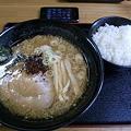Photos: ラーメン拳 味噌+ライス
