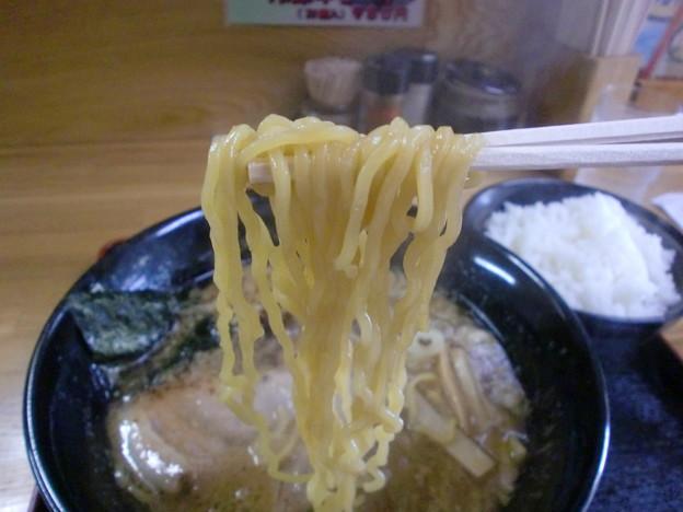 Photos: ラーメン拳 味噌 麺