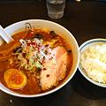 Photos: 味噌赤大盛り+ごはん
